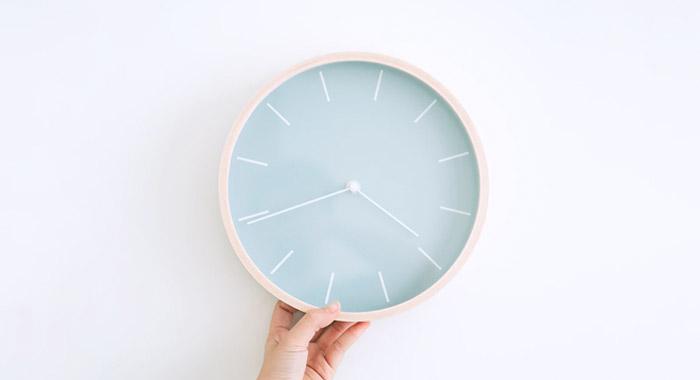 Zeit für Prophylaxe